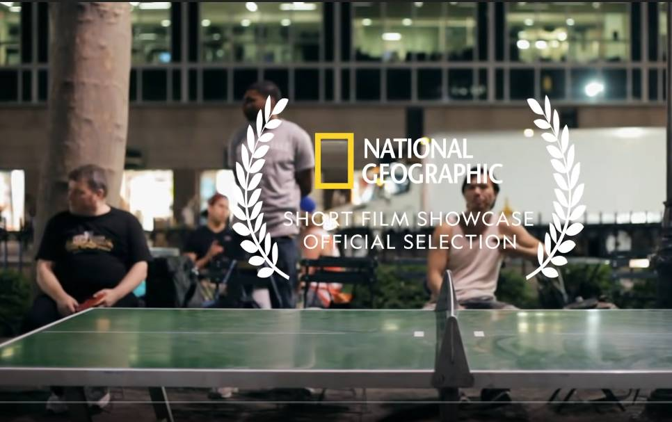 Ping Pong in New York